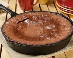 recette cuisine gateau chocolat recette gâteau brownie au chocolat à la poêle facile rapide