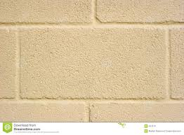 Painting Block Walls Interior Cream Concrete Block Background Stock Images Image 457674