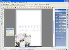 invitation design programs wedding invitation software marialonghi