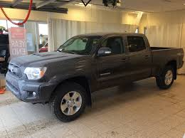 truck toyota 2015 bluetooth 2015 toyota tacoma trd sport 150196 cochrane toyota