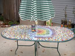 garden mosaic ideas best tile top tables ideas on pinterest garden mosaic patio