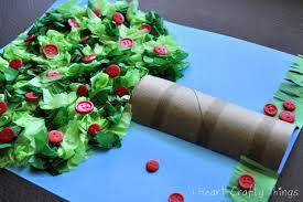 apple tree craft i heart crafty things