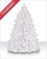 7 5 ft white pine artificial tree tree market