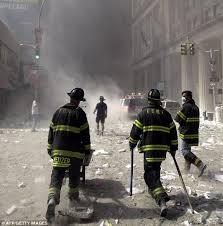 hero firefighter memorable 9 11 rescue photograph