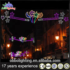 customized commercial outdoor led decorations motifs