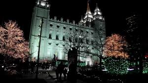 temple square lights 2017 schedule salt lake city temple square christmas lights 2011 youtube