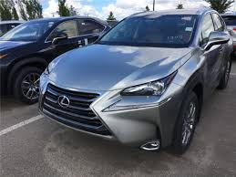 lexus nx for sale ontario 2017 lexus nx 200t for sale in edmonton alberta