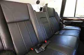 Classic Range Rover Interior Purchase Used 1995 Range Rover Classic Lwb 25th Anniversary