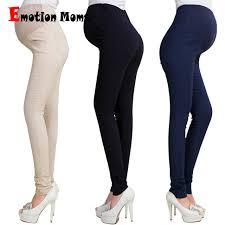 maternity trousers aliexpress buy emotion maternity capris pregnancy