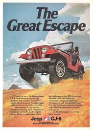 vintage jeep amc jeep advertisement gallery