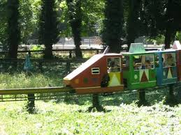 Backyard Monorail Monorail In The Sea Garden Of Varna Bulgaria Youtube