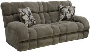 Catnapper Recliner Sofa Catnapper Bryce 1761 Lay Flat Reclining Sofa With Wide Seats Efo