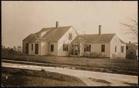 cape cod farmhouse arthur b marston 1797 1888 built this cape cod cottage in 1819