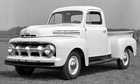 Vintage Ford Truck Body Panels - read about the history of the ford f150 truck
