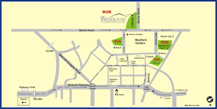 m2k the white house gurgaon residential projects in sector 57