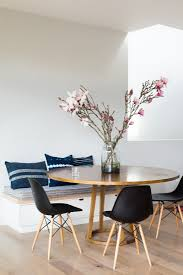 Dining Room With Bench Seating Best 25 Black Dining Rooms Ideas On Pinterest Dark Dining Rooms