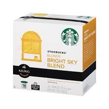 block code 120920 starbucks breakfast blend k cups 16 count