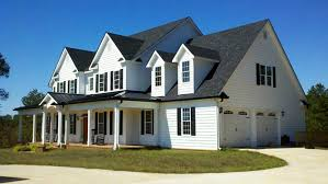 country plans 3 5 bedroom home plan with porches southern house plan