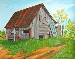 Painting Of House by Paintings Of Old Farm Buildings Google Search Art Pinterest