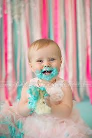 itsy photography baby olivia cake smash 1 year session san jose