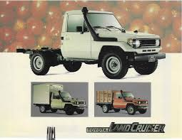 military land cruiser 1995 toyota land cruiser brochure missedmyride