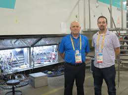 live from pan am games dome productions continues whirlwind