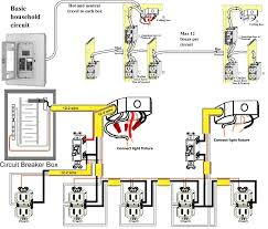 house wiring circuit diagram wiring diagram byblank