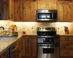 Kitchen Pine Cabinets Knotty Pine Kitchens Knotty Pine Character 1940 U0027s Kitchen