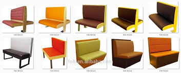 modern furniture modern fast food restaurant furniture compact