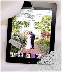 electronic photo albums b h wedding guide electronic wedding albums and digital wedding