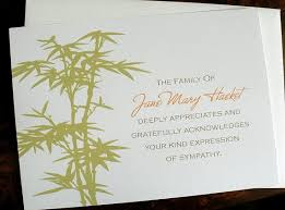 sympathy thank you cards free sympathy thank you cards templates ideas anouk invitations
