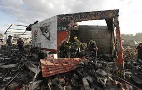 mexico san pablito tultepec fireworks explosion history deaths