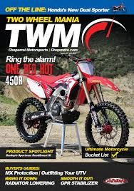 motocross racing in california chaparral motorsports announces the july 2017 issue of twm