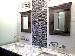 Rustic Bathroom Medicine Cabinets by Bathroom U2014 Barn Wood Furniture Rustic Barnwood And Log Furniture