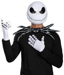 Jack Skellington Halloween Costume Tim Burton Movies Corpse Bride Nightmare Christmas Willy