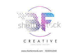 bf b f pink magenta dotted stock vector 619241240 shutterstock