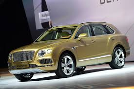 custom bentley bentayga new bentley bentayga 2016 full frankfurt reveal plus latest info