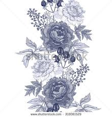 flower ornament vector stock images royalty free images vectors