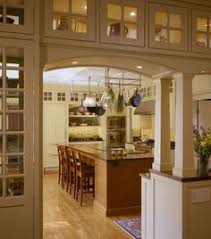 Gourmet Kitchen Designs Pictures by Spaces Removing A Load Bearing Wall Design Pictures Remodel