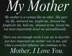 Love My Mom Meme - 74 best mother poems quotes images on pinterest mother poems