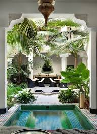 style homes with interior courtyards 63 best the lush courtyard of a riad images on