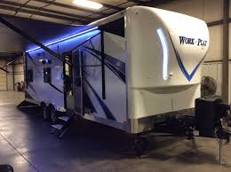 Kentucky travel to work images 2018 work and play wpt25cb convenience package toy haulers jpg