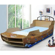 Mdf Bed Frame Single Mdf Pirate Ship Sea Rover Bed Frame Buy Novelty Beds