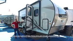 rockwood trailers floor plans forest river rockwood mini lite 1905 youtube