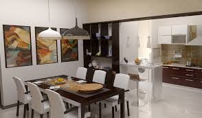 Luxury Dining - brigade altamont apartments in bangalore luxury apartments