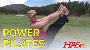 18 minute power pilates workout routine w sean vigue hasfit