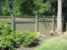 garden fence panel toppers home u0026 gardens geek