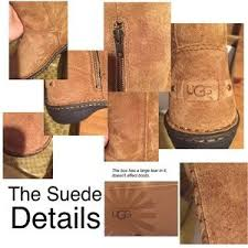 ugg womens karyn boot 55 ugg shoes nib ugg boots karyn from tracy s closet on