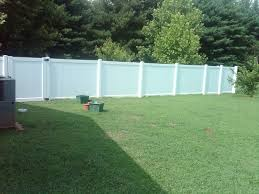 privacy fence and vinyl fences austintown co loversiq