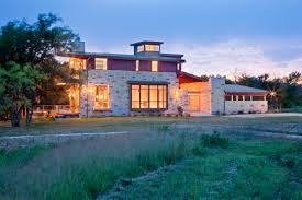 Texas Ranch House by World Of Architecture Contemporary Moody Ranch House By James D